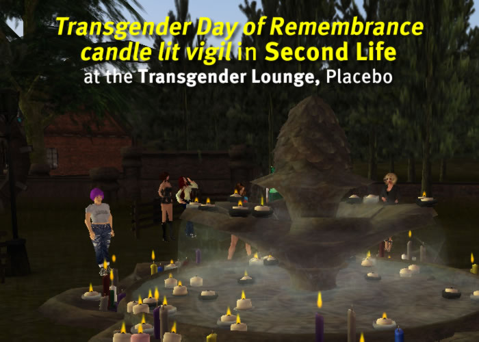 Second Life Vigil
